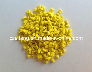 EPDM Granule (JTXD-1114 Yellow) pictures & photos
