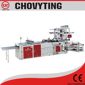 DHL Plastic Courier Bag Making Machine (CW-800SBD+DHL) pictures & photos