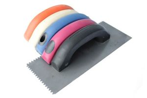 Notch Trowel Construction Trowel Finish Trowel Flat Troweltrowel (MX9016) pictures & photos