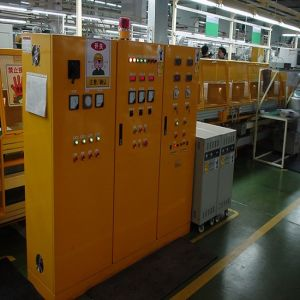 Microwave Oven Production Line