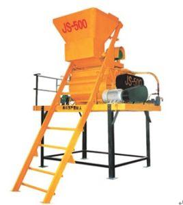 Concrete Mixer (JS-500)