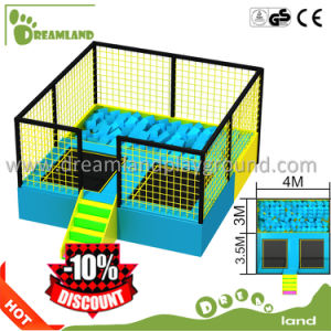 Hot Sale Amusement Trampoline Park Commercial Bigtrampoline with Ce Certificate pictures & photos