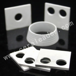 Boron Nitride Semi-Conductive Ceramics