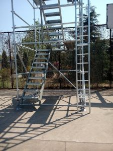 HDG Layher Scaffolding System Ringlock System pictures & photos