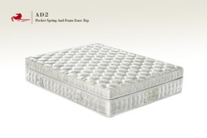 Pocket Spring and Foam Mattress (AD2)
