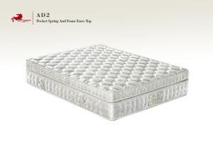 Pocket Spring and Foam Mattress (AD2)