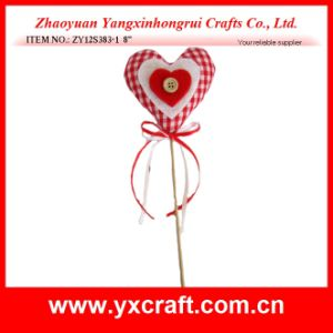 Valentine Decoration (ZY12S383-1) Valentine Flower Gift Ornament Magic Stick Craft Product pictures & photos