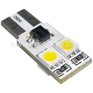 T10 Canbus Error Free LED Auto Lamp (T10-PCB-004Z5050PA) pictures & photos