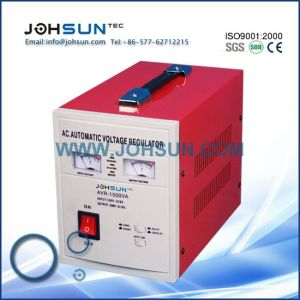 AVR Plastic Surface Plate Voltage Stabilizer AVR Series Relay Type