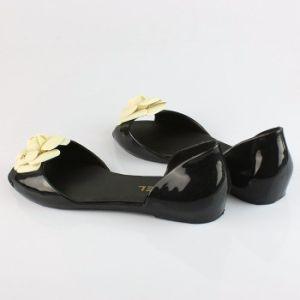 Camelia Flower Rubber Sandal