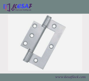 Stainless Steel Non Mortise Door Hinge with 2 Ball Bearing (A106.1SS-B2-NM)