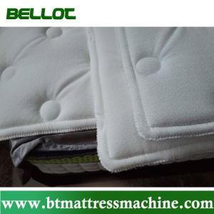 Table Top Tape Binding Machine for Mattress pictures & photos