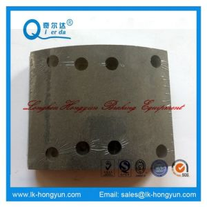 Ceramics Non Asbestos AG01 Brake Lining for South American Market pictures & photos