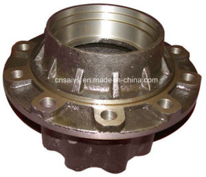 Ts Cerificated Sand Casting and Machining Truck Parts pictures & photos