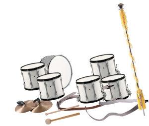 6 PCS Marching Drum Set pictures & photos