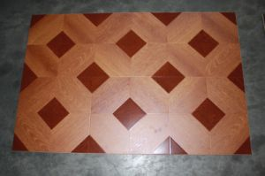 High Quality Parquet HDF Laminate Floor AC3 E1 pictures & photos