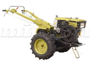 11HP Diesel Tiller, Two Wheel Farm Hand Tractor (MX-111) pictures & photos