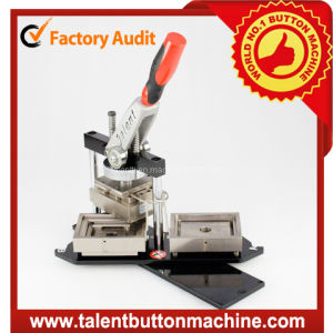 Rectangle Shape 54X78mm Fridge Magnet Button Making Machine (SDHP-N4) pictures & photos
