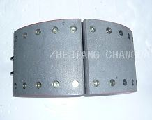 Brake Shoe Assembly (BPW-200) pictures & photos