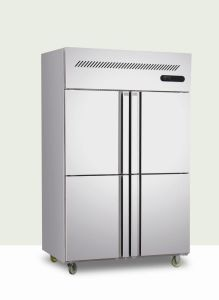 Four Door Commercial Refrigerator (RLS4D-C/F) pictures & photos
