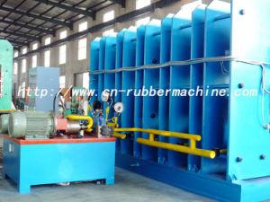 Steel Cord / Fabric Conveyor Belt Vulcanizing Press pictures & photos
