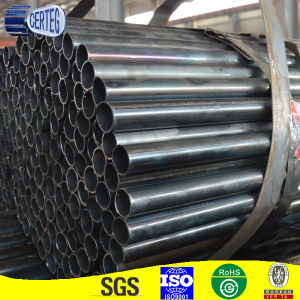 Common Carbon Round Steel Pipe (STP-1) pictures & photos