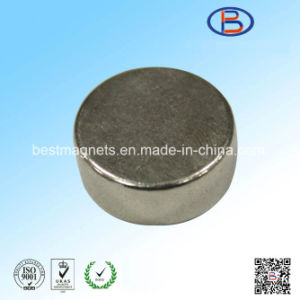 10 Years ISO Factory of Strong Rare Earth Permanent NdFeB Magnet Neodymium Magnet Disc for Speakers pictures & photos