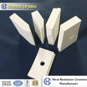 Wear Protective Alumina Tile Liner From Ceramic Lining Manaufacturer pictures & photos
