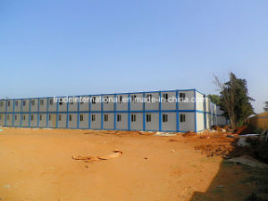 Fast Assemble Container/Modular/Mobile/Prefab/Prefabricated Building pictures & photos