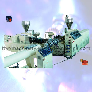 PVC Coal Mining Pipe Production Line pictures & photos