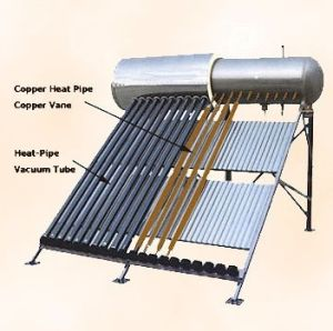 Pressurized Solar Water Heater 6kg Romania Russia Europe Solar Keymark pictures & photos