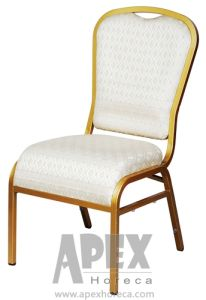 Dining Chair (AH6003A) Hotel Furniture Aluminim Armless Chair pictures & photos