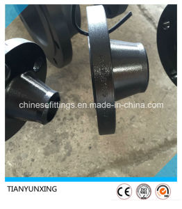 """Carbon Steel A105 P265gh Forged DIN Sch80 8"""" Flange pictures & photos"""