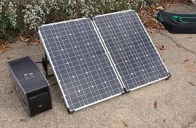 200watt Portable Solar Panel Kit
