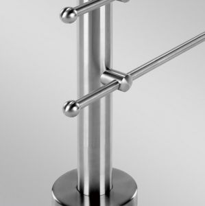 Stainless Steel Handrail Railing Post Staircase Baluster Balustrade pictures & photos