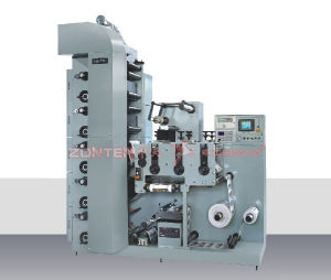 Narrow Web Printing Machine (LRY-330) pictures & photos