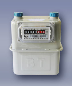 MID Certified Diaphragm Gas Meter G2.5 (S)