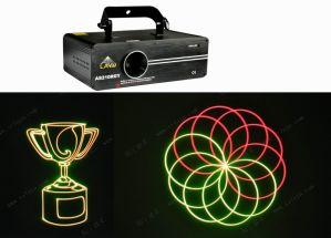 SD Card Animation Laser Light Show System (AS210RGY)