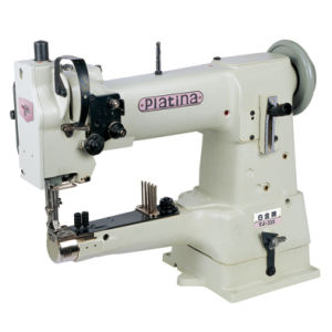 Cylinder-Bed Compound Feed Heavy Duty Sewing Machine (TJ-335BH)