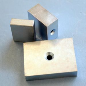 N40  Special Shaped NdFeB Permanent Magnets