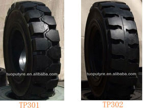 Forklift Tyres Solid 18X9-8, China Tyre Manufacturer