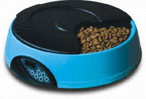 Pet Products - 4 Meal Promo Pet Feeder