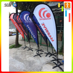 Custom Print Flying Flag Teardrop Banner pictures & photos