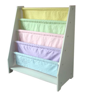 Girl Canvas Magazine Shelf (TBE-2010)