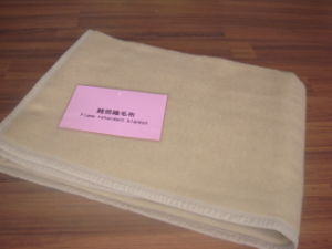 Flame Retardant Modacrylic Emergency Blanket (NMQ-FRB001) pictures & photos