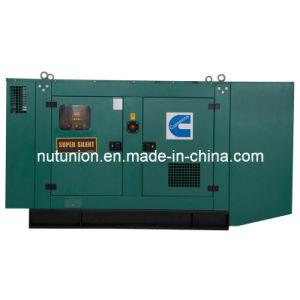 Silent Diesel Generator Cummins Engine