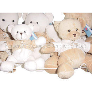 Baby Plush Toys Stuffed Bear Toy (12T118)