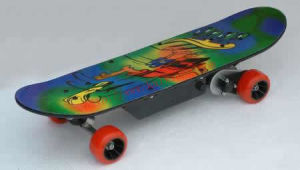 Remote Control Skateboard / Electric Skateboard (RC24V-150B)