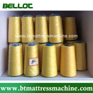 Professional Mattress Dyed Color Polyester Spun Embroidery Sewing Thread pictures & photos