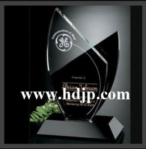 Customized Crystal Trophy (HDJP2104)